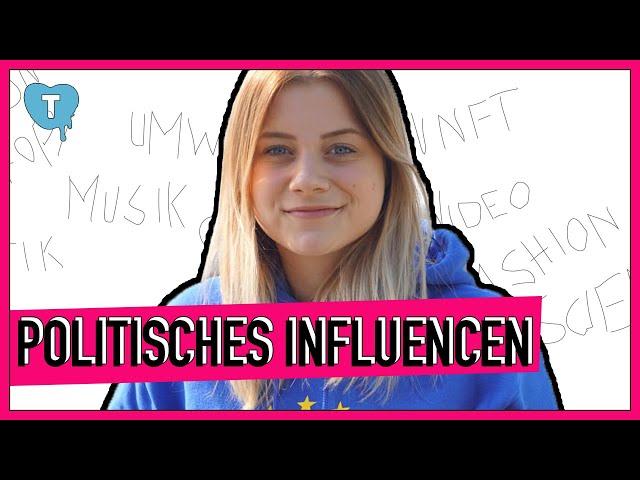 Vorschaubild zur Session 'Don't forget the Internet! Politisches Influencen'