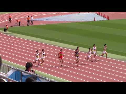 【関学大の多田が100mで追参9秒94!】追い風ながらも9秒台での走りが意味することとは?[動画]