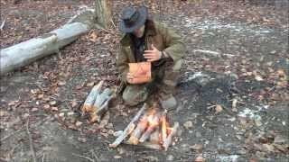 Making And Maintaining Campfires Made Simple