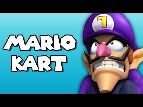 PANDA RAGE! | Mario Kart 8 Deluxe (ft. Nogla, MiniLadd, Panda, 407, Ohm, & Smii7y)