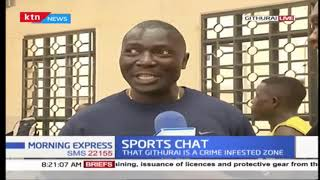 Focus on Githurai Boxing club | Sports chat