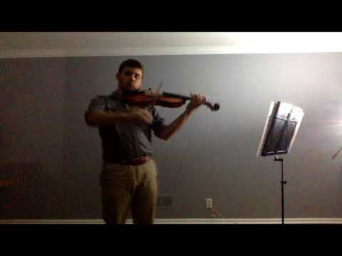 Performance of Bach Cello Suite 3 Prelude
