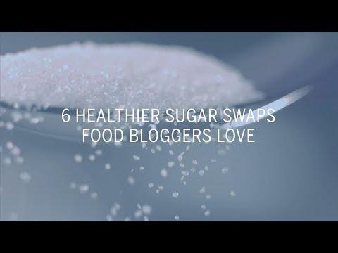6 Healthier Sugar Swaps Food Bloggers Love | Health