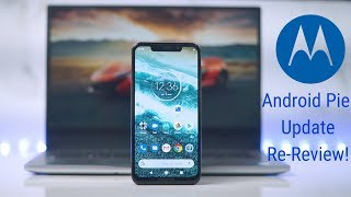 Moto One Power Re-Review With Android Pie Update! Should you buy it now?