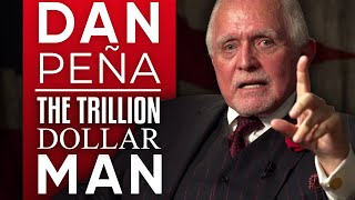 DAN PEÑA - THE TRILLION DOLLAR MAN - How To Turn Your Dreams Into Reality - Part 1/2   London Real