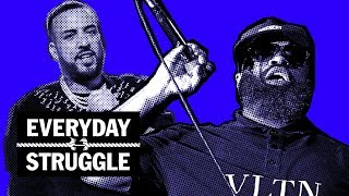 Everyday Struggle - The Future of Music Sampling, Black Thought EP, 'King of NY' Debate Continues