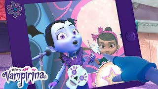 Vampirina ghoul girls rock gameplay - Bat and poppy wallpaper ...