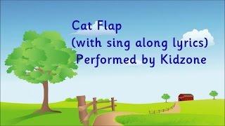 Kidzone - Cat Flap