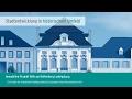 Gegenüber dem Residenzschloss Ludwigsburg baut die IMMOVATION 7 Wohnhäuser mit 40 Eigentumswohnungen.