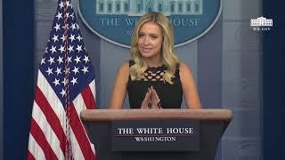 06/19/20: Press Secretary Kayleigh McEnany Holds a Briefing