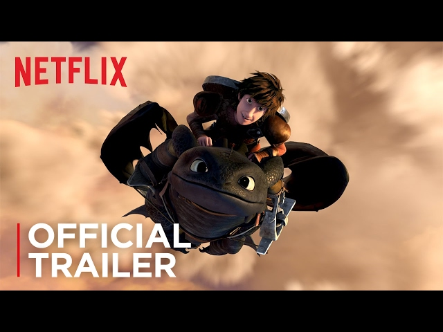 How To Train Your Dragon Tv Series Is Back This Friday On Netflix Technology News