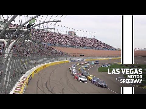 NASCAR ペンゾイル400(ラスベガス・モーター・スピードウェイ)ハイライト動画