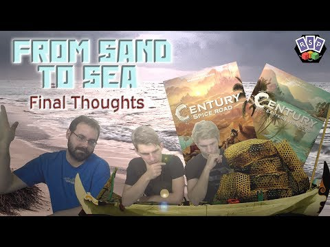 Century From Sand to Sea Final Thoughts