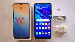 Huawei Y6 Pro 2019 Unboxing And Impressions