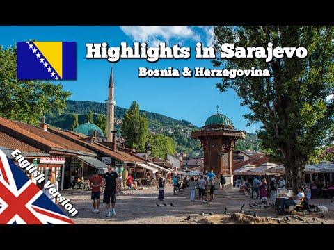 Things to do in Sarajevo, Bosnia & Herzegovina (Balkan Road Trip 06)