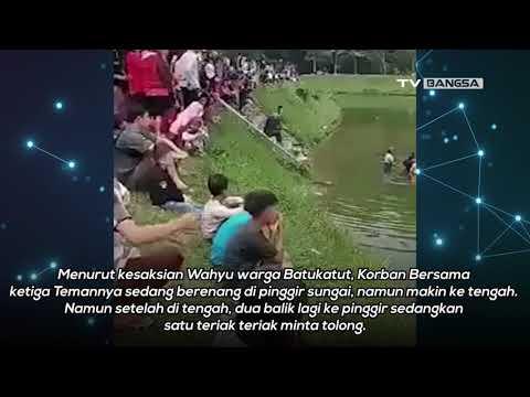 Pria di Sukabumi Mendadak Tenggelam