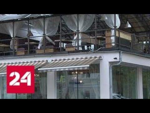 Замок во дворе: московские дома обрастают причудливыми пристройками - Россия 24