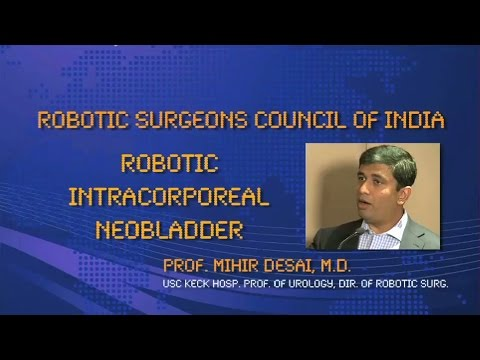 Robotic Intracorporeal Neobladder
