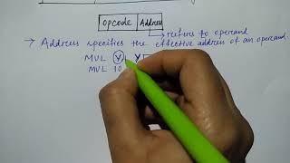 Direct Addressing Mode | Hindi | Lec 30 | COA | Niharika Panda