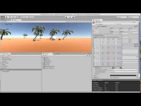 Unity 3D add Score Text to Your Game videominecraft ru
