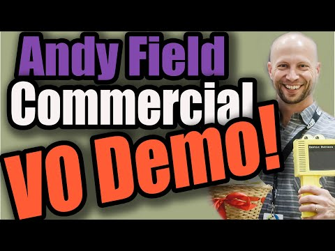 Andy's Commercial Demo