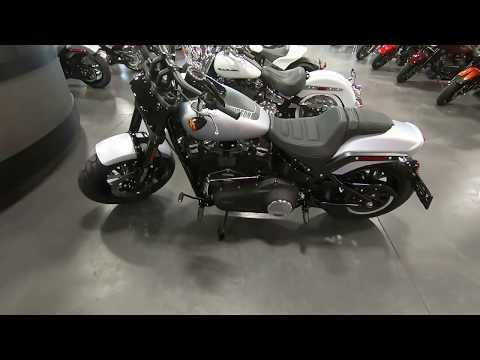 2020 Harley-Davidson Softail Fat Bob 114 FXFBS
