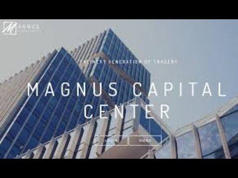 マグナキャピタルセンター