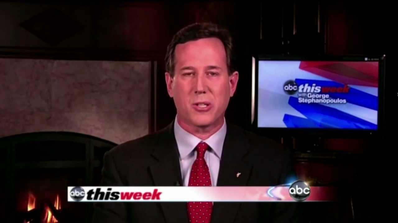 Santorum Vs Separation Of Church And State, JFK Speech thumbnail