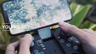 VISUO XS816 RC Drones With Camera 720P or 4K Wifi FPV Optical Flow Positioning 20mins фото