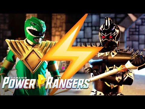 'Tommy 🆚 Evil Tommy' Extended Scene | Power Rangers Super Ninja Steel ⭐ 25th Anniversary