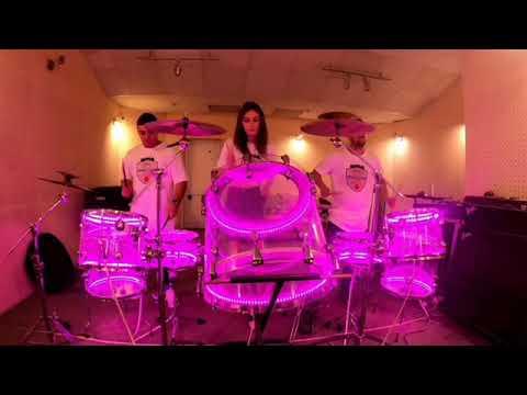 """Барабанное шоу """"Kiev drum show"""", відео 4"""