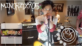 Blink182  Bored To Death Minority 905 Band Cover