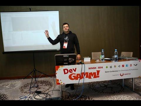 Unity: Мастер-класс: Сколоти 2D игру! (DevGAMM Minsk 2014)