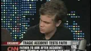 (Part 4) Steven Curtis Chapman on Larry King