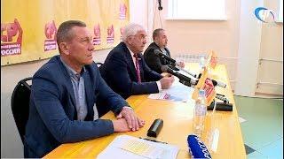 В региональном отделении партии «Справедливая Россия» прошла встреча с избирателями