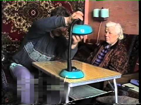 Целительница бабушка Дуня