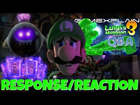 Reacting/Responding to GameXplain's LM3 Q&A Video! {+ CONTEST}