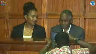 Tabitha and Joseph Karanja takes the stand in the tax evasion case