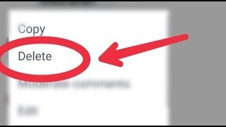 Facebook    How To Delete Comments on Facebook Photo