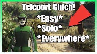 gta 5 teleport glitch workaround - मुफ्त ऑनलाइन