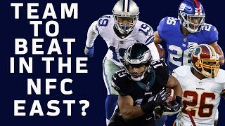 Who is the Team to Beat in the NFC East? | Move the Sticks | NFL