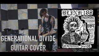 Blink 182   Generational Divide (NEW SONG) [Guitar Cover] + TAB