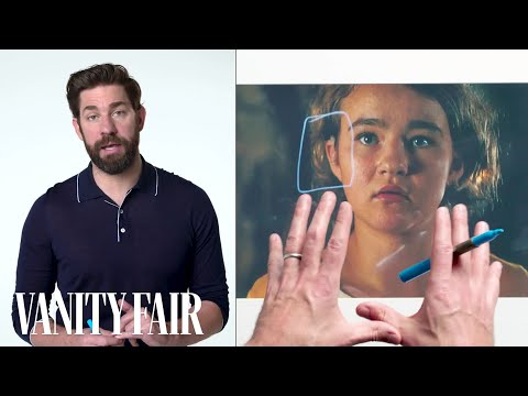 John Krasinski Breaks Down A Quiet Place's Lantern Scene | Notes on a Scene | Vanity Fair