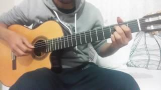 SİGARA (Şebnem Ferah Fingerstyle Gitar Cover)