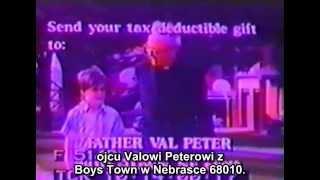 """Conspiracy Of Silence (VHS Rip 1994) PL.Film dokumentalny """"Zmowa Milczenia"""" miał być wyświetlony na kanale Discovery 3 maja 1994 r. Film ten obnażał sieć religijnych przywódców i polityków z Waszyngtonu, którzy przemycali dzieci do stolicy na orgie seksualne."""
