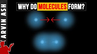 Why do atoms form molecules? The quantum physics of chemical bonds explained