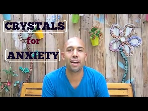 Crystals for Stress and Anxiety   Crystal Reiki Training   Absent ...
