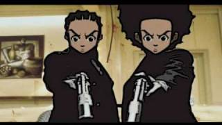 The Boondocks (Ending Credits) READ DESCRIPTION