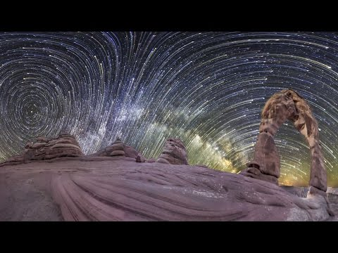 First Ever 360-Degree Timelapse Bends Space And Mind