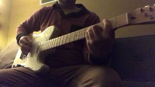 Frenzal Rhomb -Russell Crow's band guitar cover-